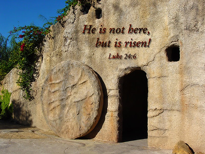 Empty Tomb Original Luke 24:6